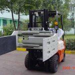 Китай Хидравлична ефективна многофункционална скоба за прикачване на мотокари