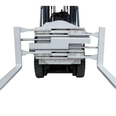 Затягаща вилка закрепваща вилка клас 2 за мотокар с дължина 1220 мм