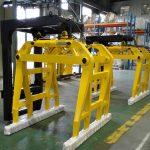 Висококачествени блокови скоби за мотокари за мотокари за продажба