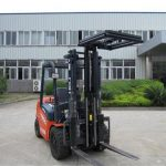 Приспособления за натоварване на хидравлични мотокари